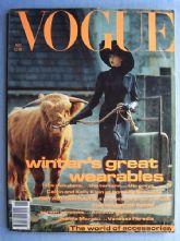 Vogue Magazine - 1991 - November